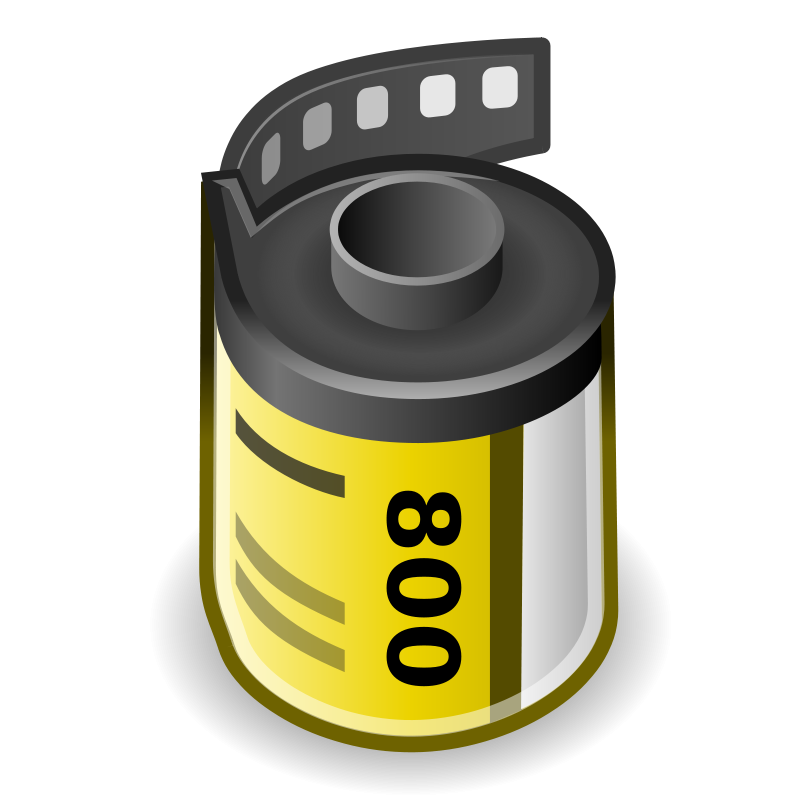 Roll Film Png