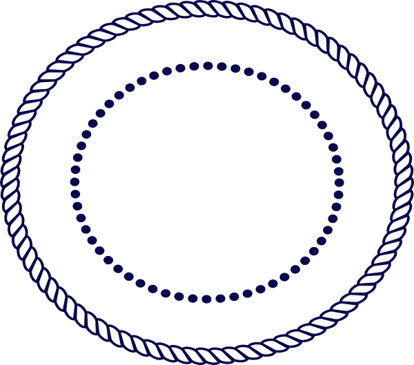 Round Blue Circle Clip Art Free Clipart Images