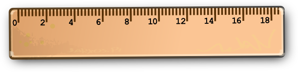 Ruler Clip Art At Vector Clip Art Online Royalty Free