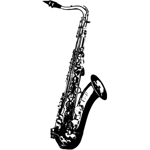 Saxophone Clipart 3 Free Clipart Images