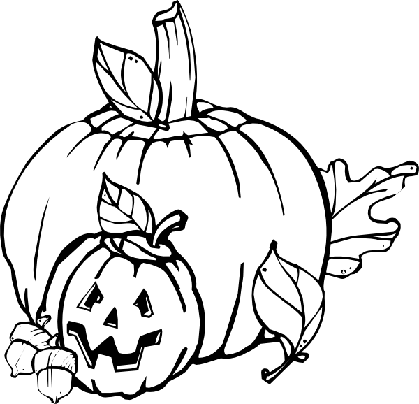 Scarecrow Clipart Black And White Free Clipart