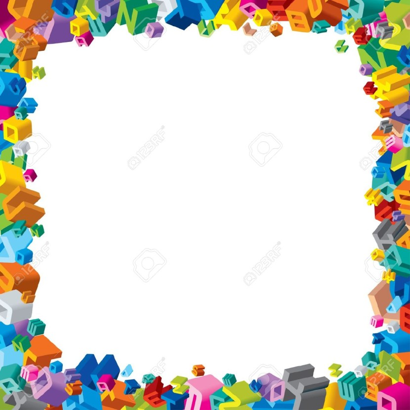 School Border Stock Photos Pictures Royalty Free School Border: https://clipartion.com/free-clipart-preschool-borders