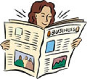 Best Newspaper Clipart #8475 - Clipartion.com
