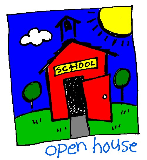 school open house free clipart