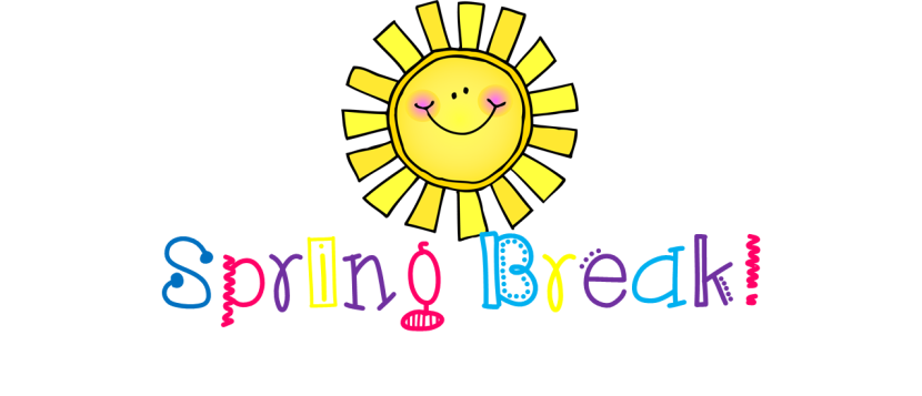 School Spring Break Clipart