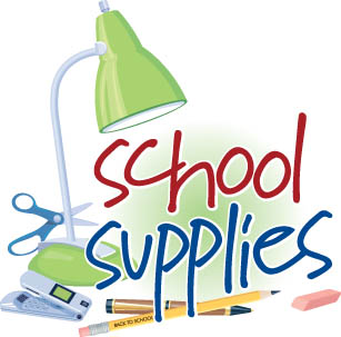 School Supplies 1 Transparent Png Format Clipart Free Clip