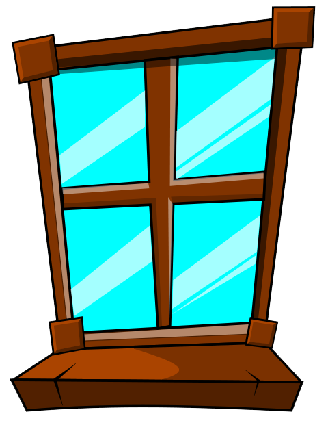 School Window Clipart Free Clipart Images