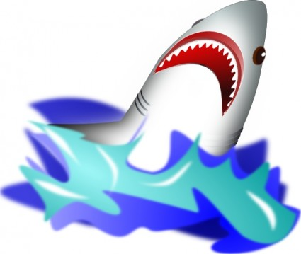 Shark Clip Art Free Vector In Open Office Drawing