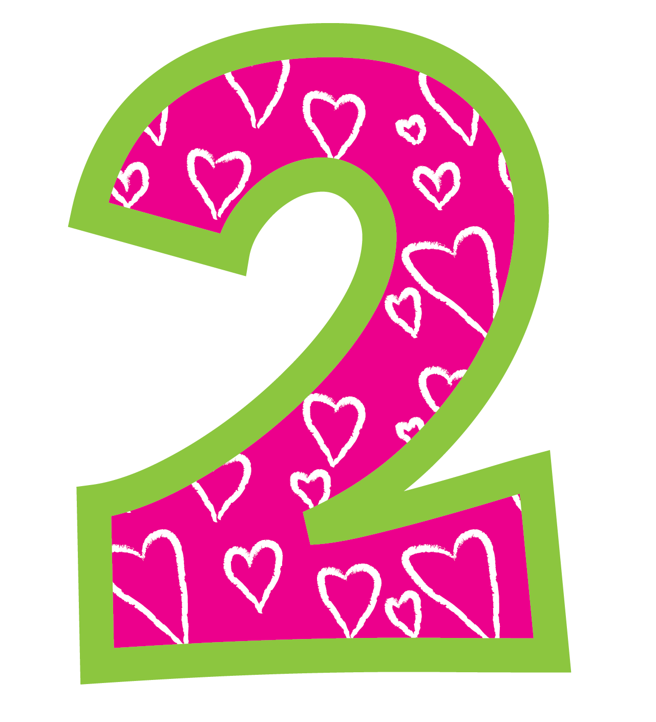 clipart birthday numbers - photo #19