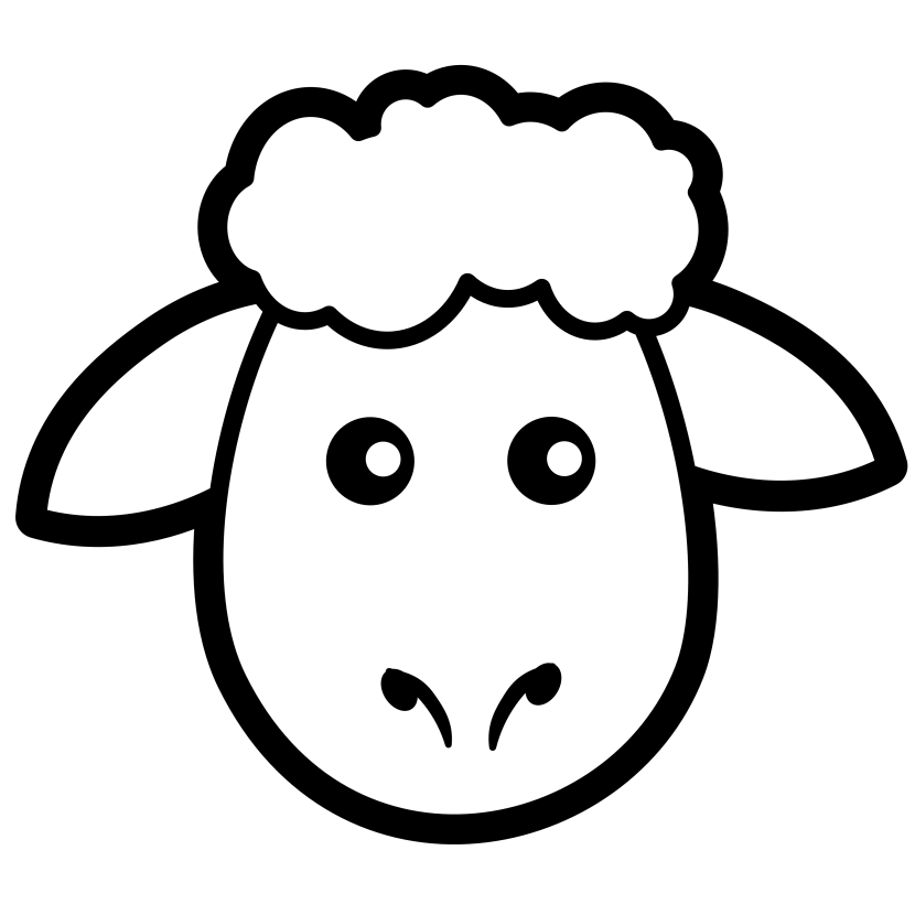 sheep-clipart Ewe Clipart