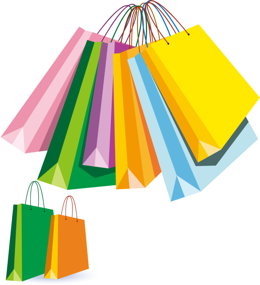 Shopping Bag Clipart - Clipartion.com