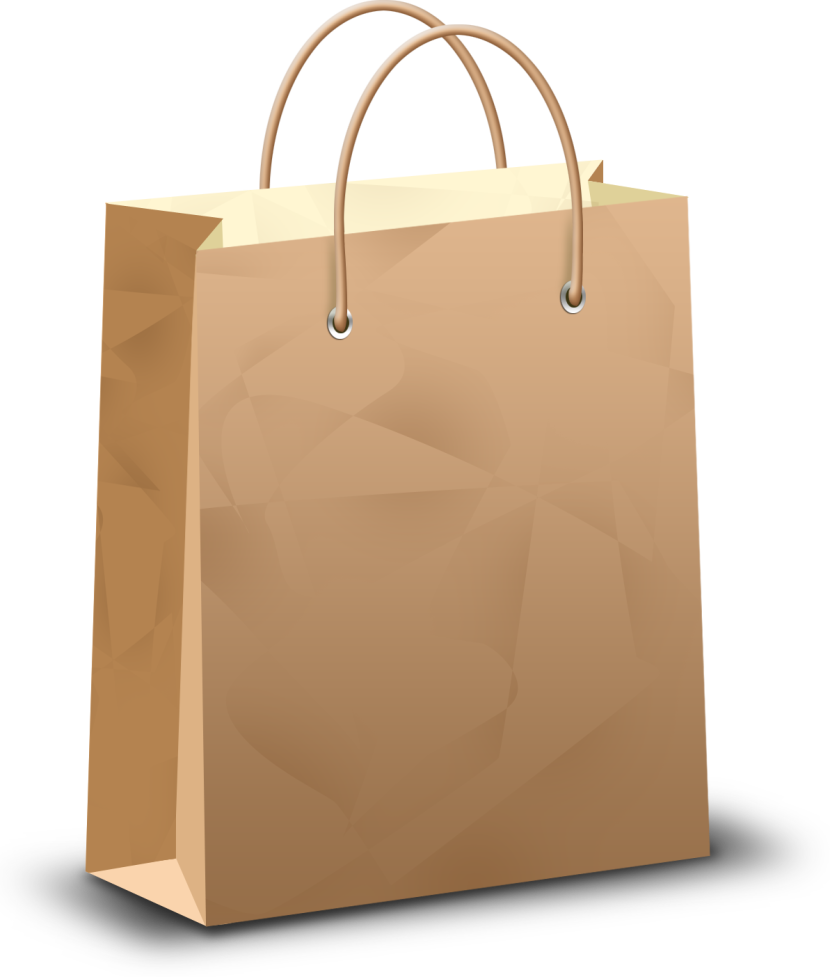 best shopping bag clipart 17600 clipartioncom