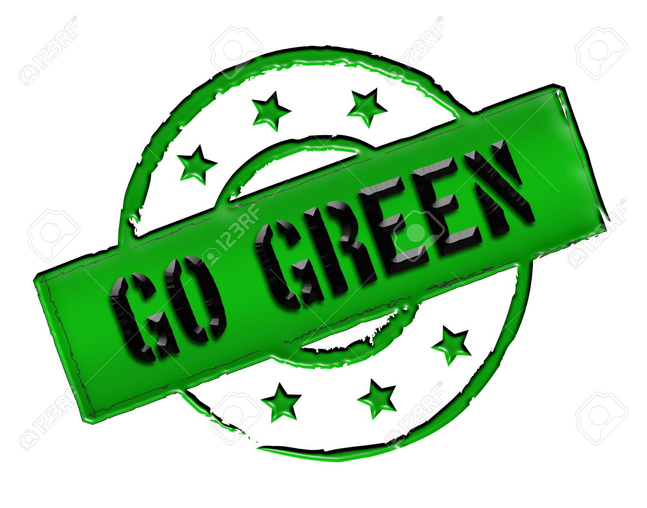 go green clip art pictures - photo #22
