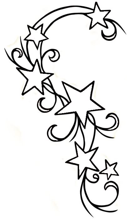 Simple Shooting Star Symbol Clipart Free Clip Art Images