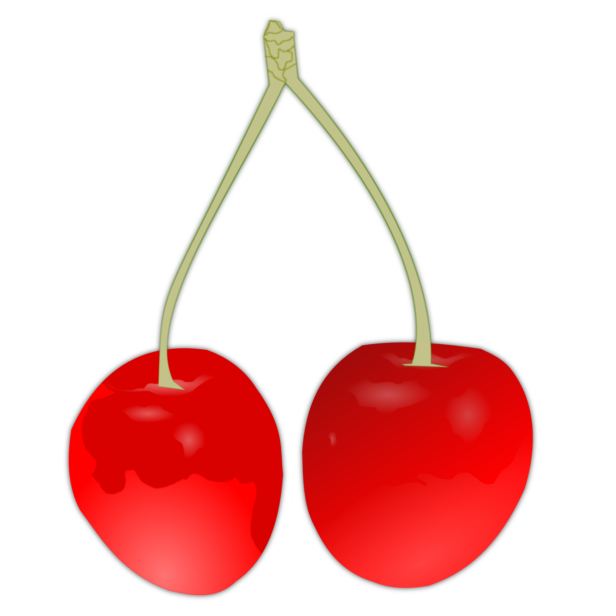 Single Cherry Clipart Free Clip Art Images