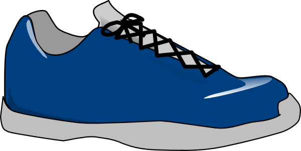 Single Tennis Shoe Clip Art Images Amp Pictures Becuo