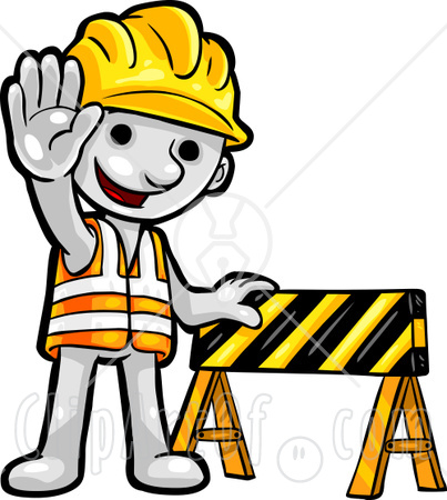 Site Under Construction Clipart