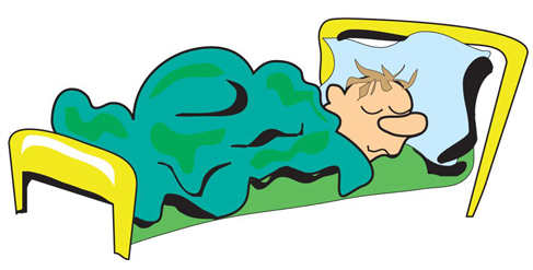 Sleep cartoon clipart