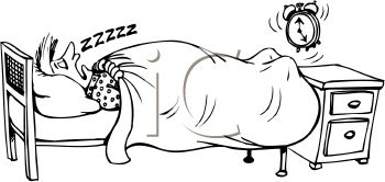 Image result for sleep clipart