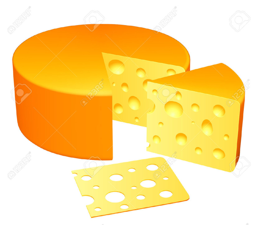 Slice Of Cheese Cliparts Stock Vector And Royalty Free Slice Of