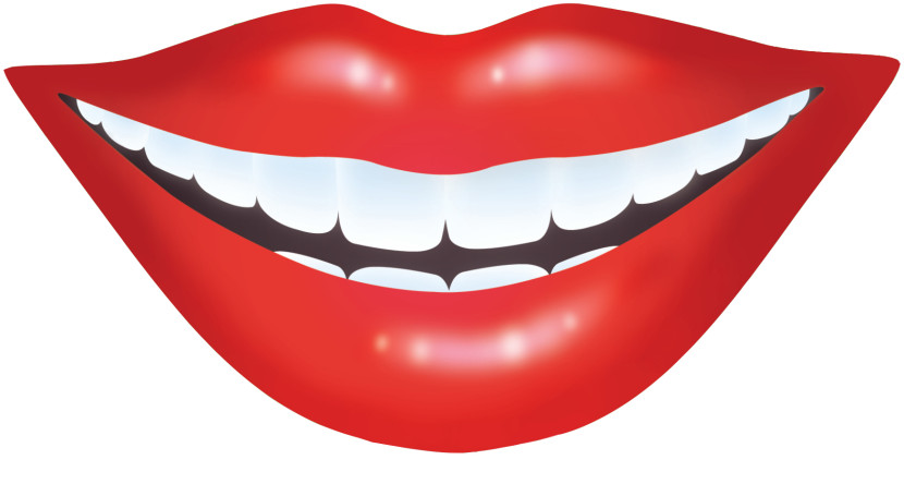 Smile Lips Clip Art