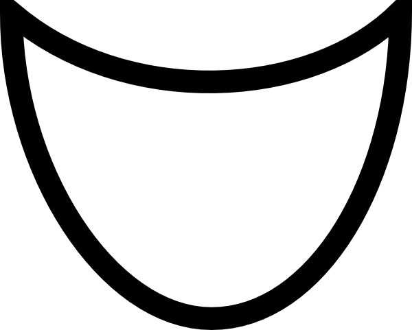 Smile Mouth Clipart Black And White Free Clipart