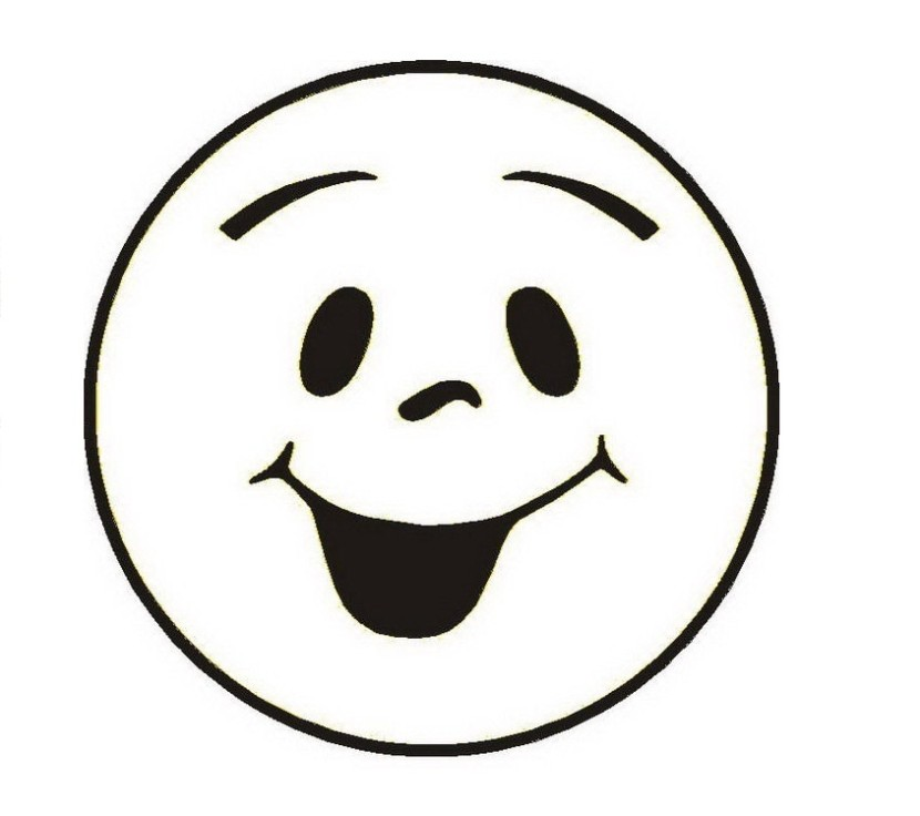 Smiley Face Black And White The Art Mad Wallpapers