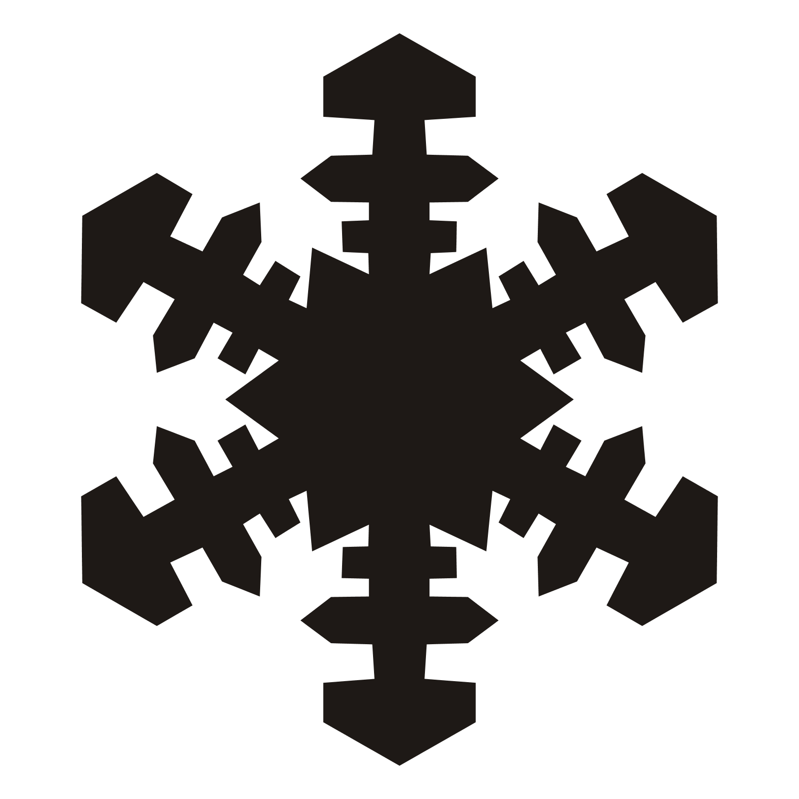 Snowflakes Png2 Png