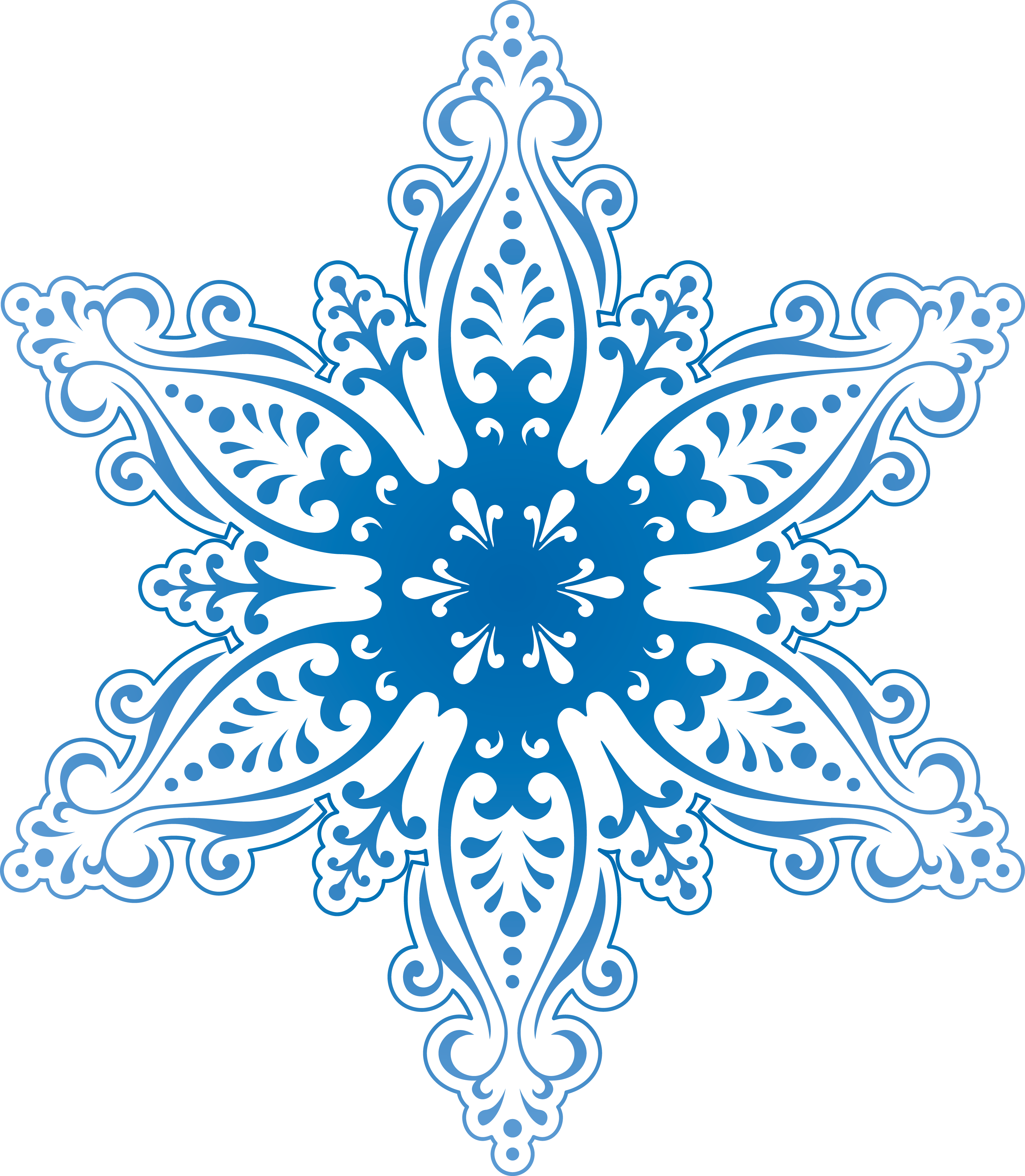 Snowflakes Png9 Png