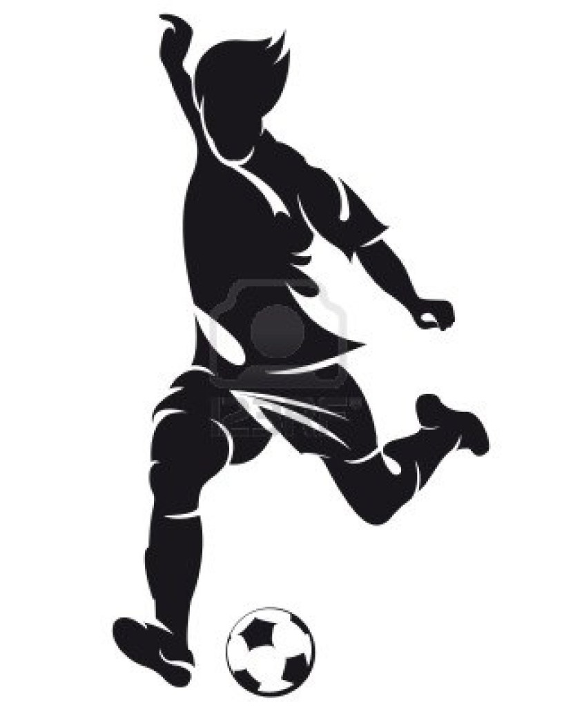 Soccer Ball With Wings Banner Clipart Free Clip Art Images