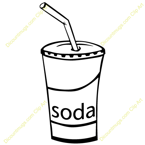 soda logo coloring pages - photo#10
