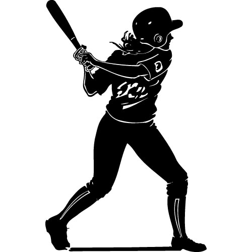 Softball Clip Art Logo Free Clipart Images