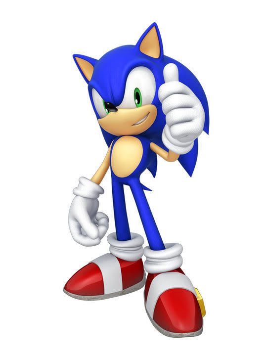 Sonic Clipart