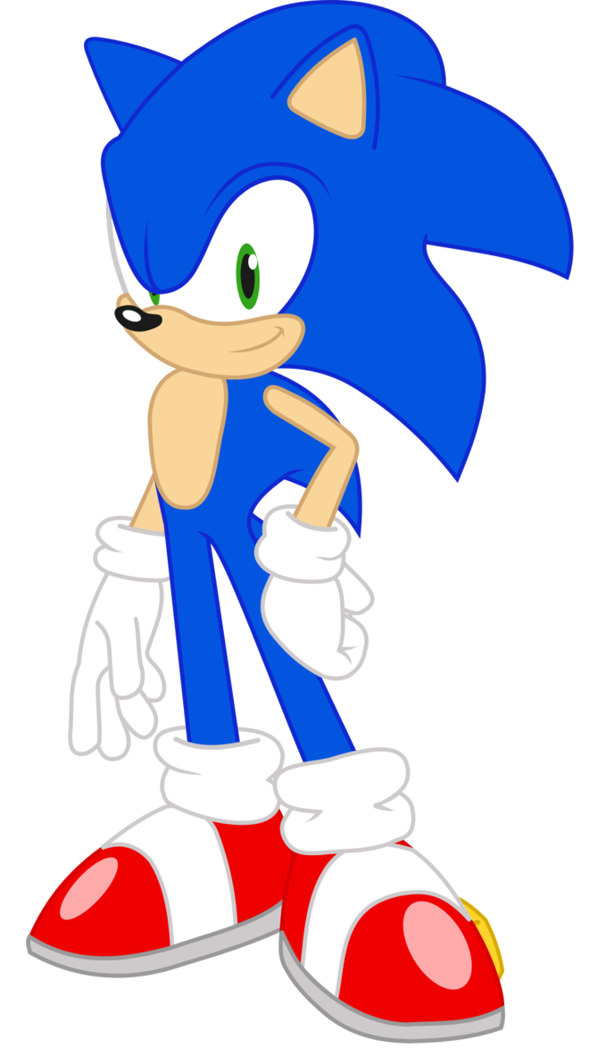 Sonic Equestria Vector The Hedgehogcoo Supernathan