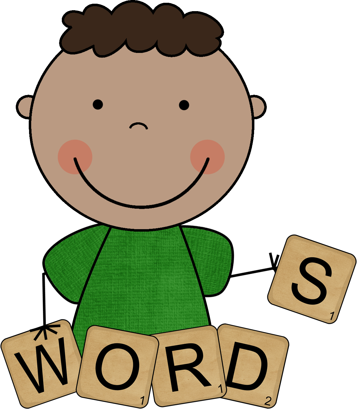 Spelling Words Clip Art Png