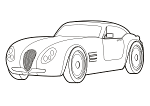 Sport Car Large Pixel Clipart Sport Car Design Clipartsfree