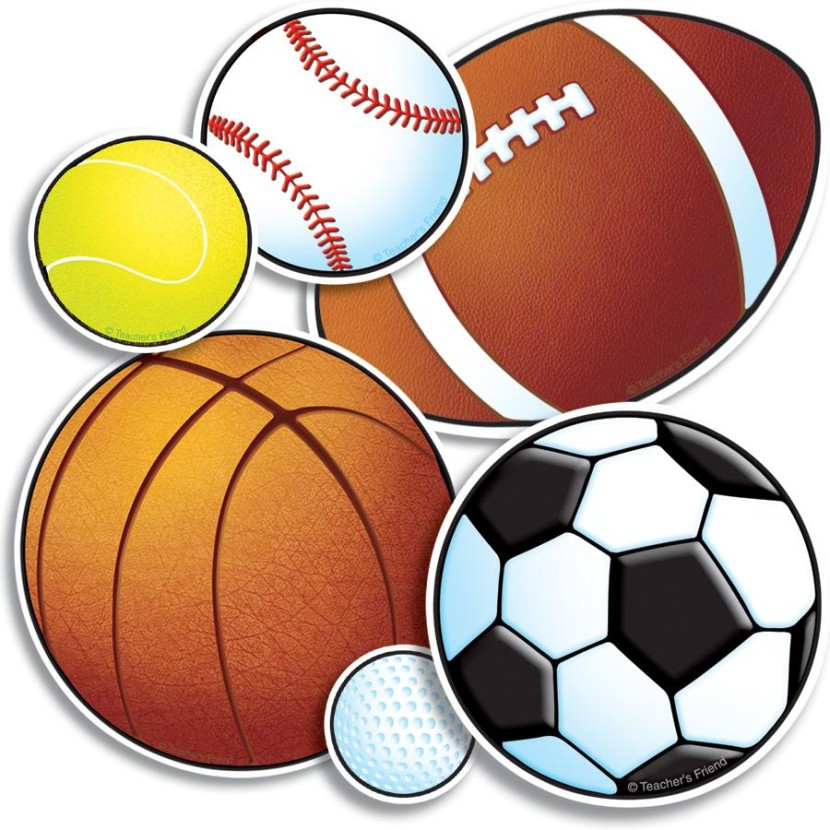 Sports Balls Clipart Free Clipart Images
