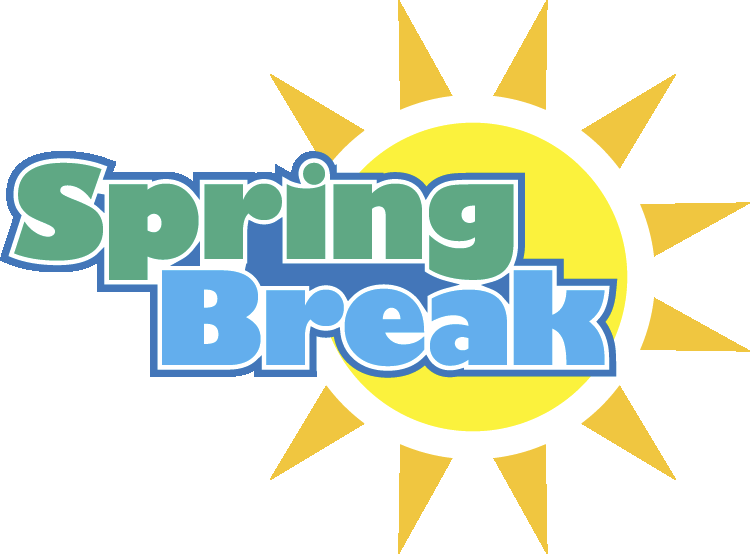 Spring Break Clipart