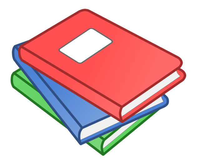 Book Png stack-of-books-clipart