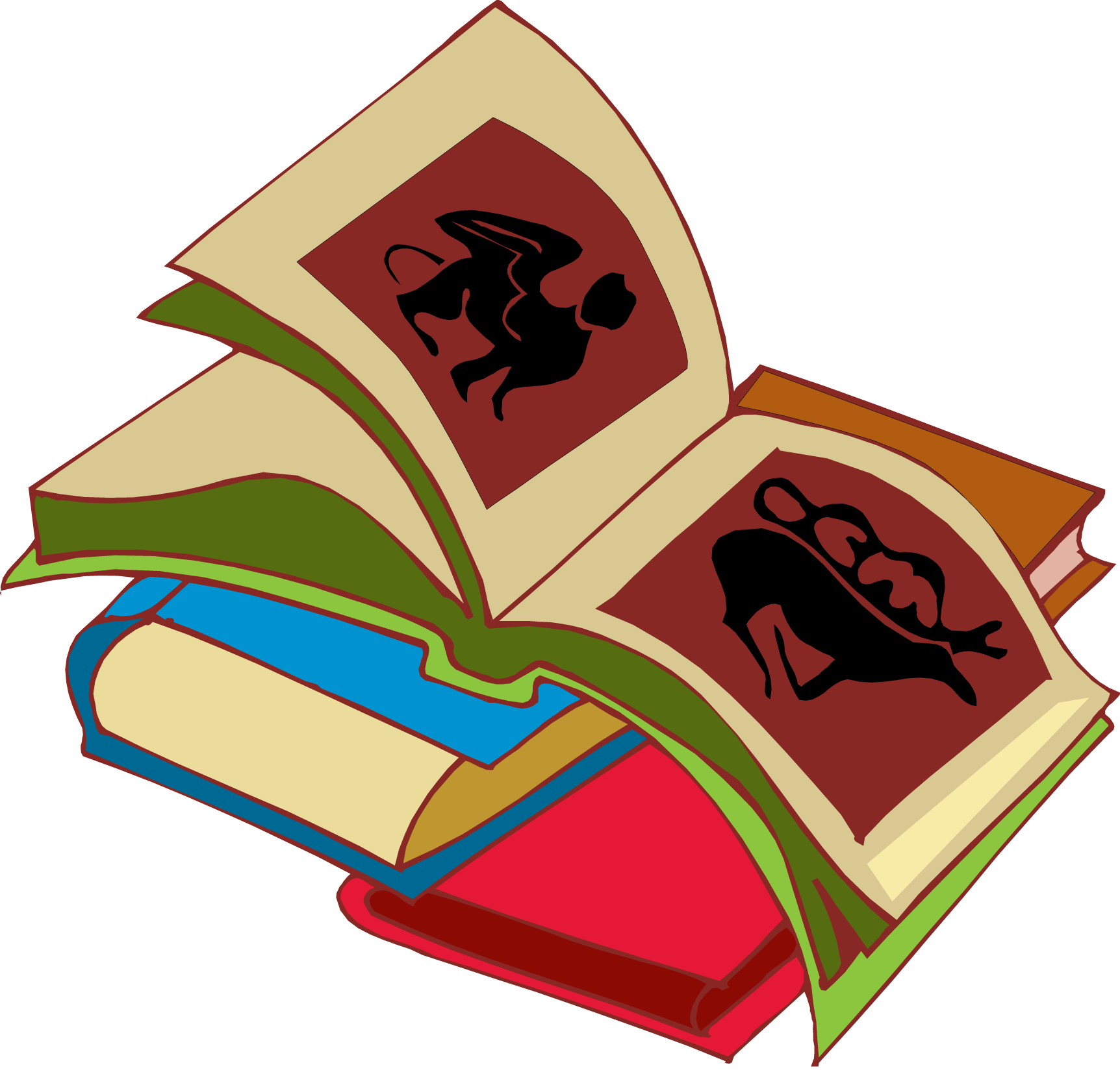 Stacks Of Books Images