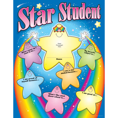 Star Student Chartlet Clipart Free Clip Art Images