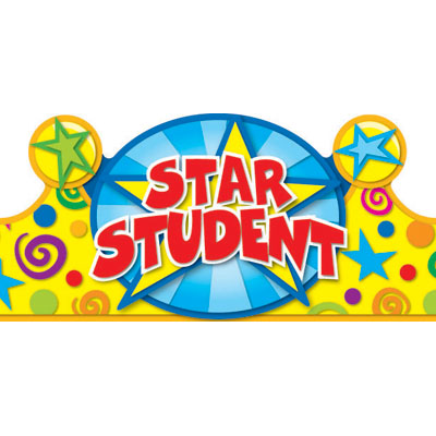 Star Student Crowns Clipart Free Clip Art Images