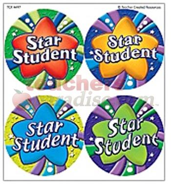 Star Student Wear Em Badges From Teachersparadise Com Teacher
