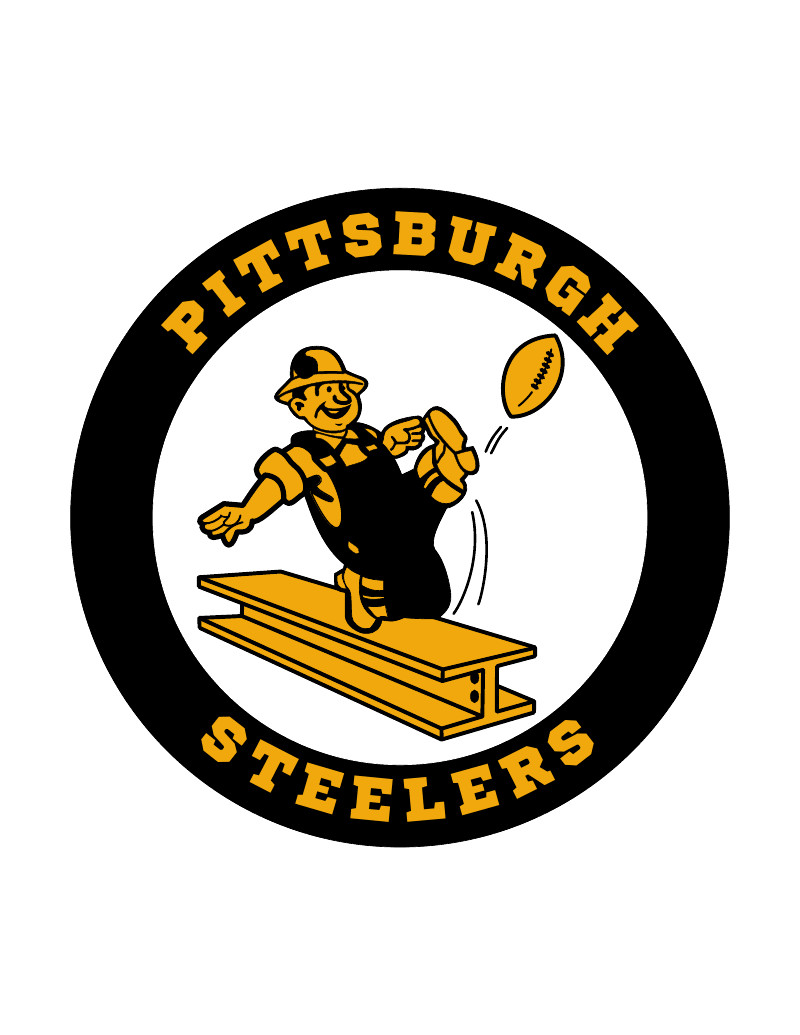 picture regarding Printable Steelers Logo known as Steelers Clip Artwork -