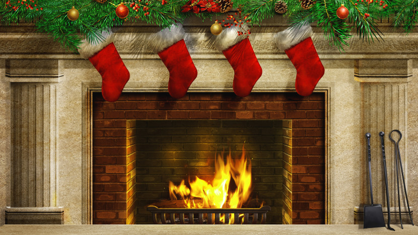 Stone Fireplace Clip Art Invitation Samples Blog