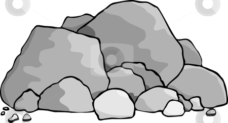 Stone Rock Clipart Free Clipart Images