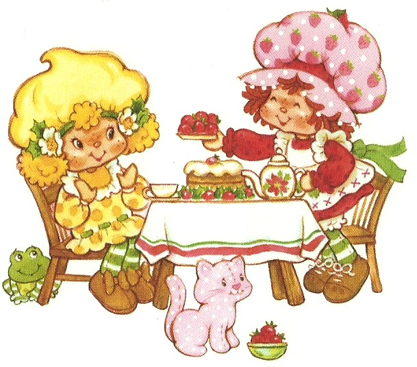 Strawberry Shortcake Clip Art Clipart Free Clipart
