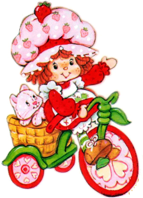 Best Strawberry Shortcake Clipart #10559 - Clipartion.com