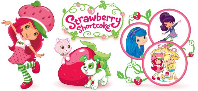 Strawberry Shortcake On Pinterest Strawberry Shortcake