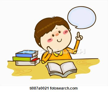 Student Thinking Clipart Free Clip Art Images